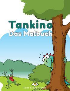 Tankino - Das Malbuch